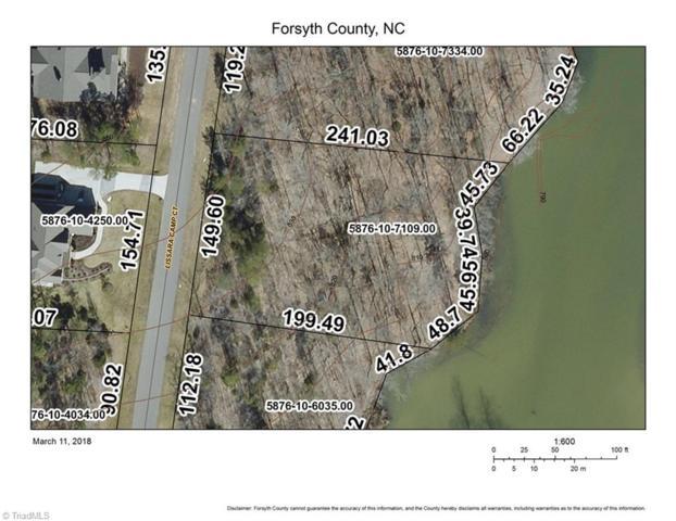 57 Lake At Lissara, Lewisville, NC 27023 (MLS #585685) :: Kristi Idol with RE/MAX Preferred Properties