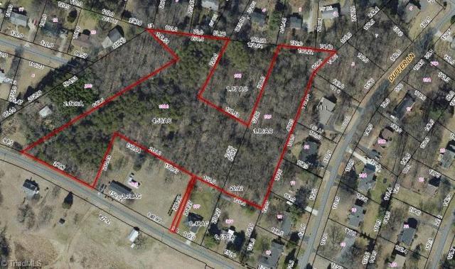 108 Rock Hill Road, Pfafftown, NC 27040 (MLS #812067) :: Banner Real Estate