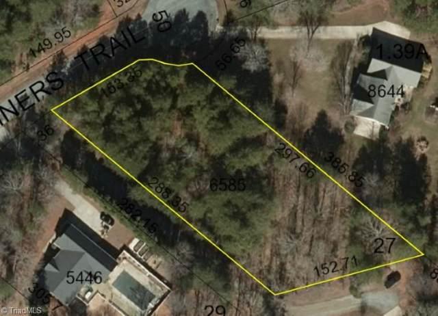 236 N Miners Trail, Lexington, NC 27292 (MLS #834744) :: Berkshire Hathaway HomeServices Carolinas Realty