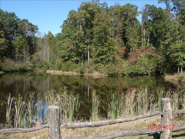 0 Big Wood Trail, Yadkinville, NC 27055 (MLS #840926) :: Banner Real Estate