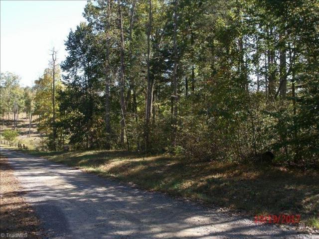 0 Big Wood Trail, Yadkinville, NC 27055 (MLS #840930) :: Banner Real Estate