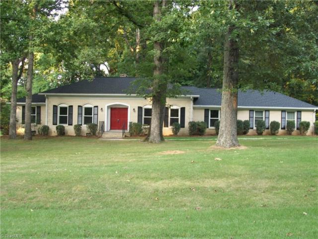 215 Cokesbury Drive, Kernersville, NC 27284 (MLS #843801) :: Realty 55 Partners