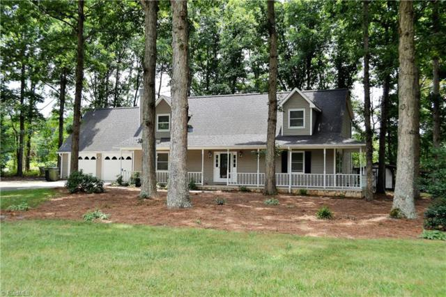 123 Ridgeway Lane, Lexington, NC 27295 (MLS #843965) :: Banner Real Estate