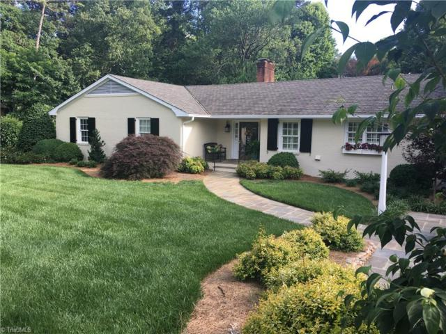 948 Kenleigh Circle, Winston Salem, NC 27106 (MLS #844255) :: Banner Real Estate