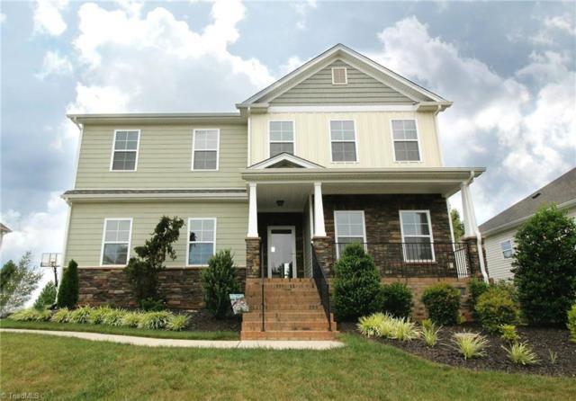 3165 Knoll Ridge Drive, Walkertown, NC 27051 (MLS #844284) :: Kristi Idol with RE/MAX Preferred Properties