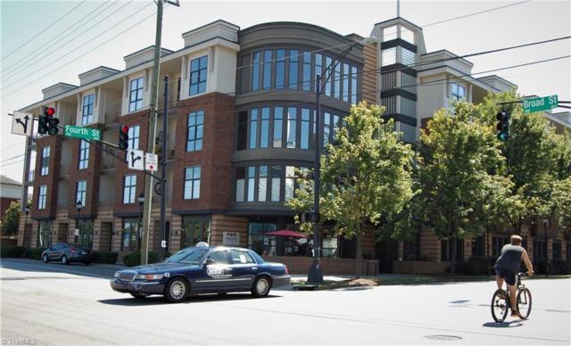 810 W 4th Street #315, Winston Salem, NC 27101 (MLS #844626) :: The Umlauf Group