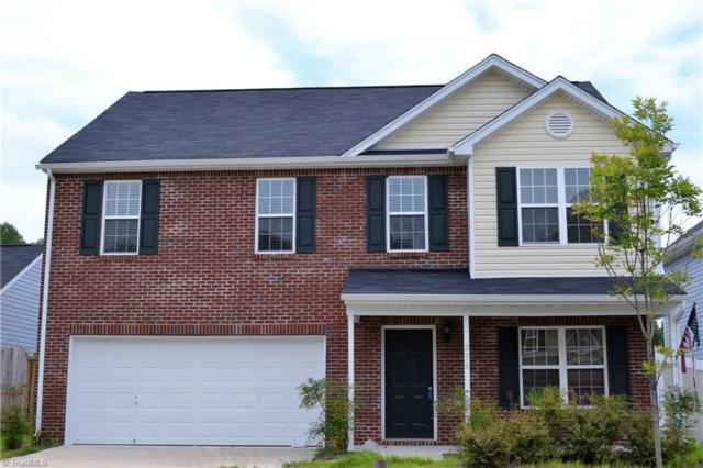 296 Azalea Drive, Winston Salem, NC 27105 (MLS #844820) :: Banner Real Estate