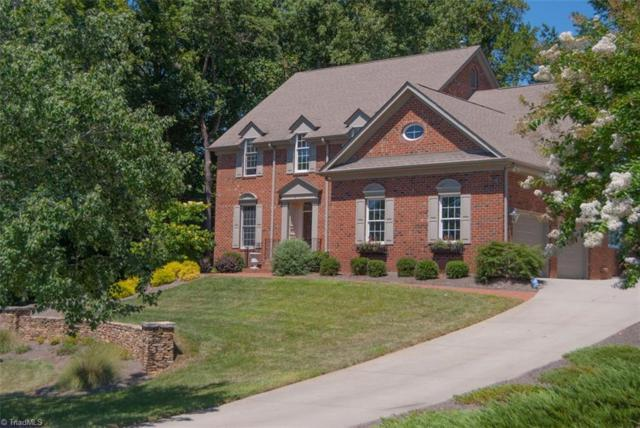 2703 Swan Lake Drive, High Point, NC 27262 (MLS #844833) :: Kristi Idol with RE/MAX Preferred Properties