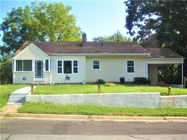2037 E 17th Street, Winston Salem, NC 27105 (MLS #845654) :: RE/MAX Impact Realty