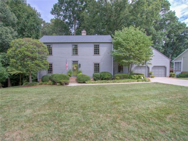 5402 Beechmont Drive, Greensboro, NC 27410 (MLS #846232) :: NextHome In The Triad