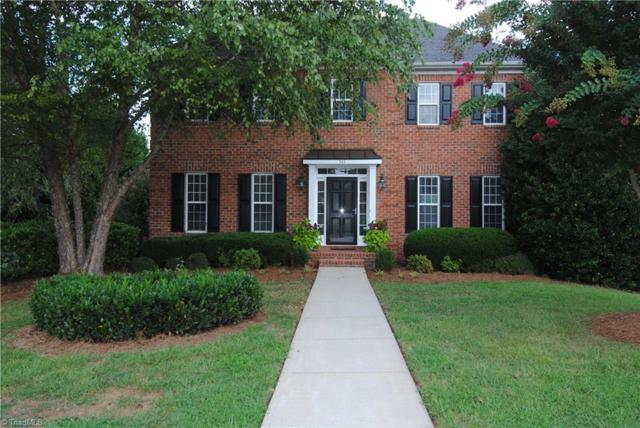 543 N Hiddenbrooke Drive, Advance, NC 27006 (MLS #846456) :: Banner Real Estate