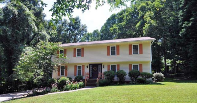 8824 Kings Tree Road, Lewisville, NC 27023 (MLS #846468) :: Banner Real Estate