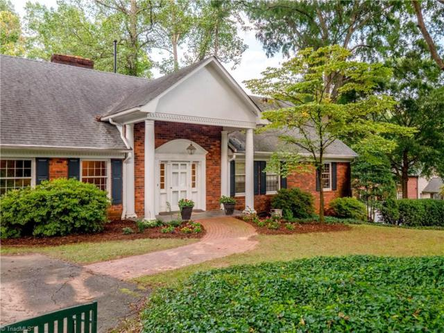 601 Glen Echo Trail, Winston Salem, NC 27106 (MLS #846602) :: Banner Real Estate