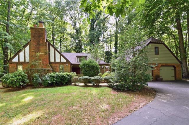306 Sonata Drive, Lewisville, NC 27023 (MLS #846629) :: Banner Real Estate