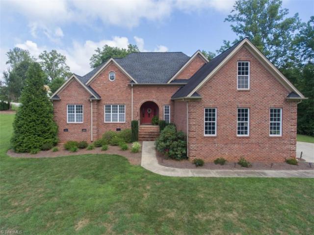 117 Ridgehaven Place, Mocksville, NC 27028 (MLS #846741) :: Banner Real Estate