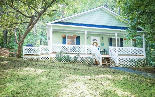 2180 Dave Street, Winston Salem, NC 27127 (MLS #846795) :: Kristi Idol with RE/MAX Preferred Properties