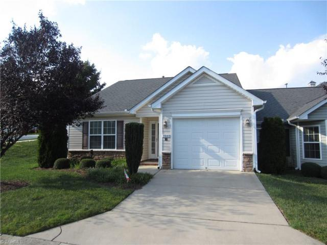 7089 Sweetgum Court, Lewisville, NC 27023 (MLS #846854) :: Banner Real Estate