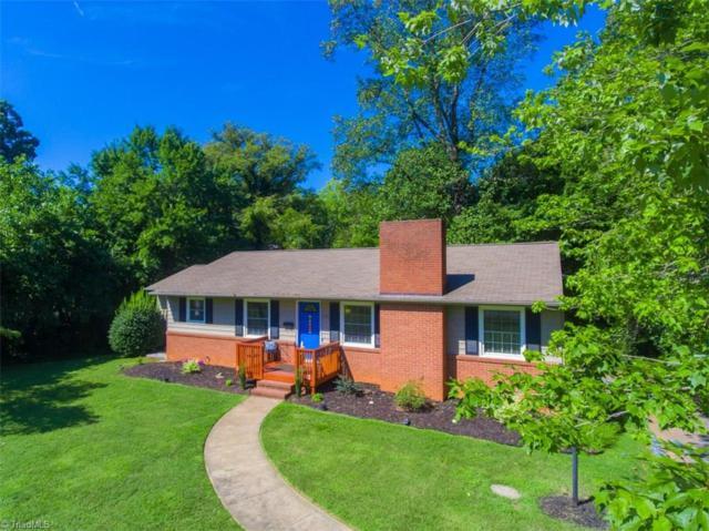 200 N Gordon Drive, Winston Salem, NC 27127 (MLS #847076) :: Banner Real Estate