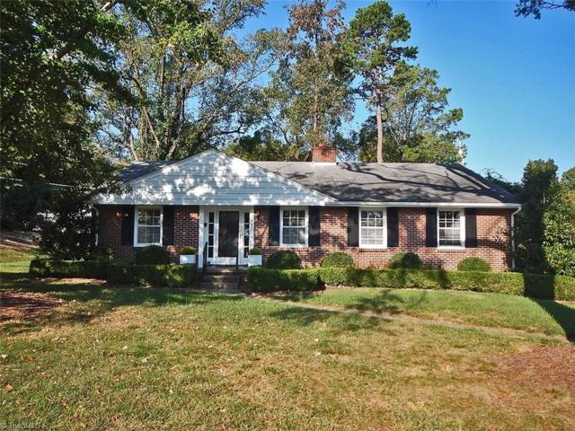 104 Arden Place, Greensboro, NC 27403 (MLS #849930) :: The Umlauf Group