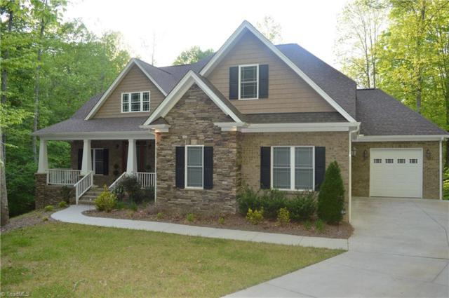 7381 Hidden View Drive, Oak Ridge, NC 27310 (MLS #851564) :: Banner Real Estate