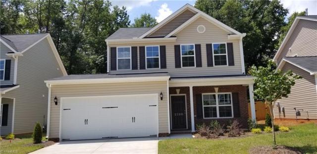 2708 Glenn Abbey Lane #5, Browns Summit, NC 27214 (MLS #852909) :: Kristi Idol with RE/MAX Preferred Properties