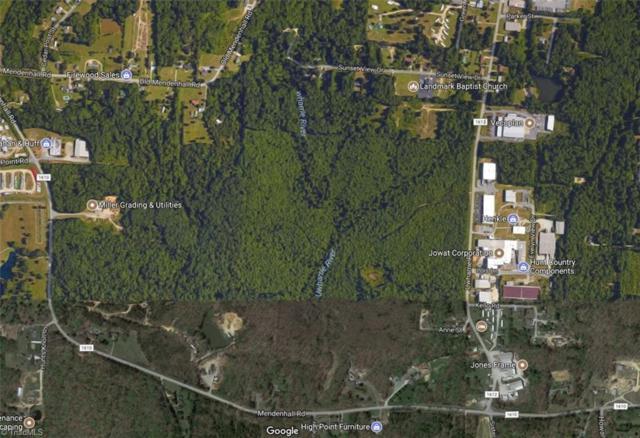 100 Uwharrie Road, High Point, NC 27263 (MLS #853003) :: HergGroup Carolinas | Keller Williams
