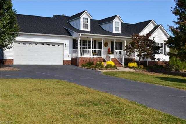 165 Driftwood Road, Thomasville, NC 27360 (MLS #853423) :: Banner Real Estate