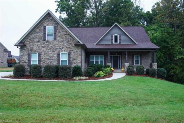 8926 Grove Park Drive, Oak Ridge, NC 27310 (MLS #854129) :: Kristi Idol with RE/MAX Preferred Properties