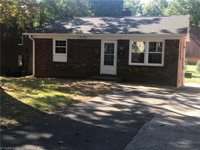 124 Endsley Avenue, Winston Salem, NC 27106 (MLS #854300) :: Kristi Idol with RE/MAX Preferred Properties