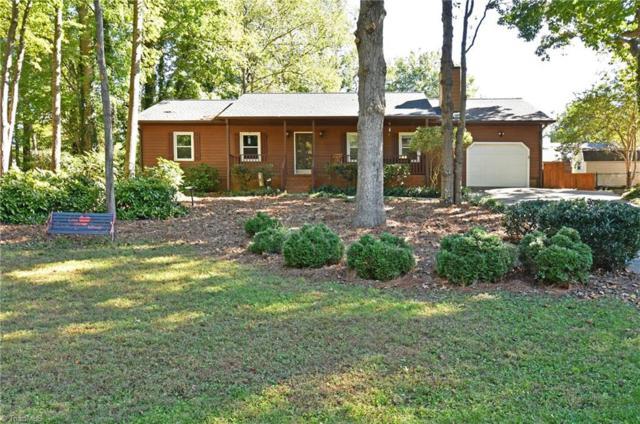 756 Big Tree Drive, Lewisville, NC 27023 (MLS #854428) :: Banner Real Estate