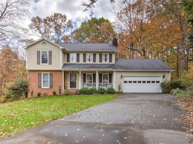 1450 Old Coach Road, Kernersville, NC 27284 (MLS #858025) :: Realty 55 Partners