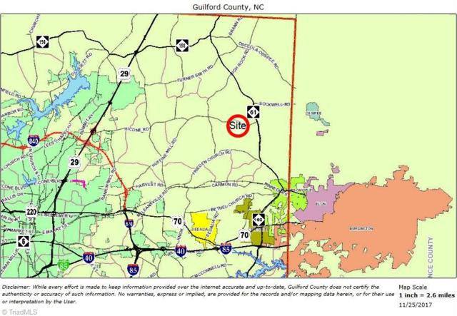 4324 Mcintyre Road, Gibsonville, NC 27249 (MLS #858772) :: Banner Real Estate