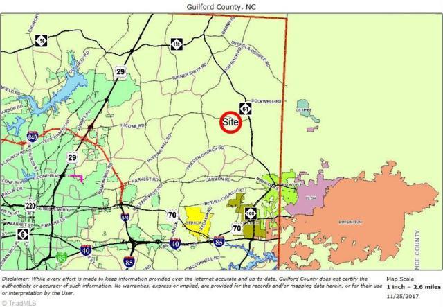 4318 Mcintyre Road, Gibsonville, NC 27249 (MLS #858774) :: Banner Real Estate