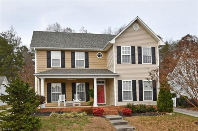6645 Springfield Village Lane, Clemmons, NC 27012 (MLS #859430) :: Kristi Idol with RE/MAX Preferred Properties