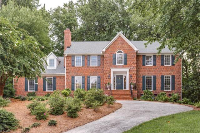 300 Waycross Court, Greensboro, NC 27410 (MLS #859449) :: Kristi Idol with RE/MAX Preferred Properties