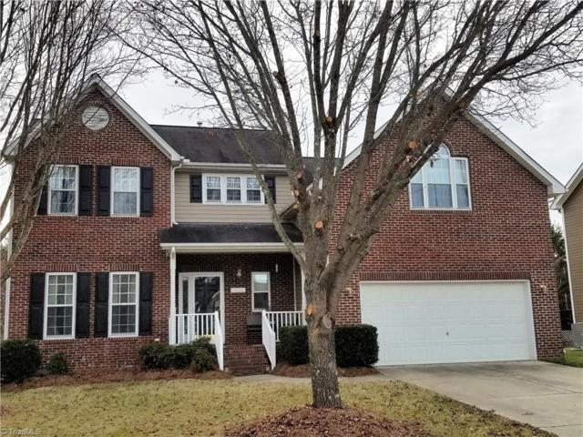 3608 Dairy Point Drive, High Point, NC 27265 (#860730) :: Carrington Real Estate Services