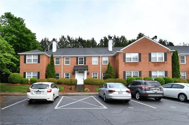 381 Hanover Arms Court D, Winston Salem, NC 27104 (MLS #862012) :: HergGroup Carolinas