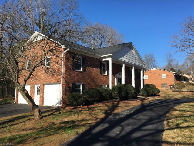 661 Valley Brook Lane, Winston Salem, NC 27104 (MLS #870394) :: Banner Real Estate