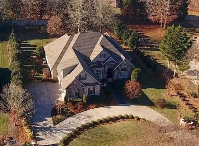 160 Arnold Palmer Drive, Advance, NC 27006 (MLS #870754) :: Banner Real Estate