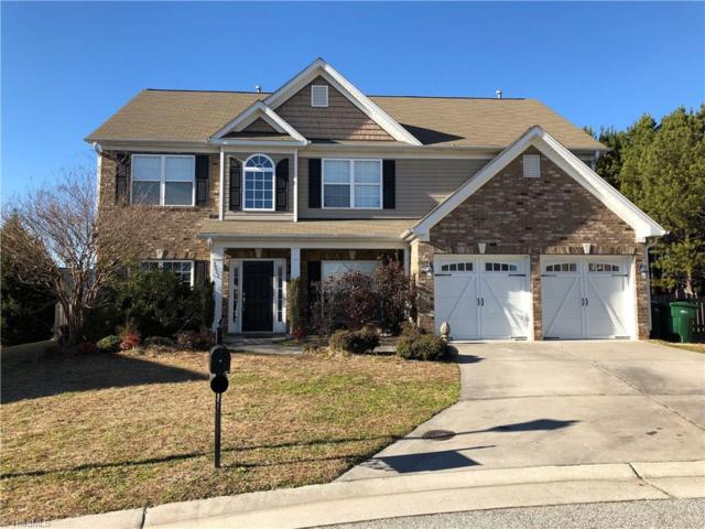 3511 Glenfield Lane, Clemmons, NC 27012 (MLS #871241) :: Banner Real Estate