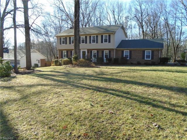 1103 Cypress Drive, Reidsville, NC 27320 (MLS #872009) :: Kristi Idol with RE/MAX Preferred Properties