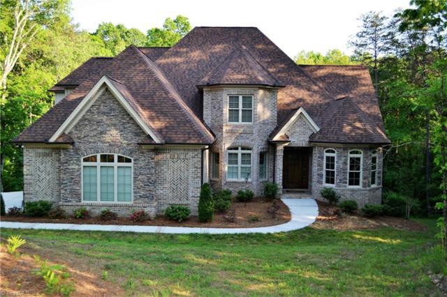 7345 Hidden View Drive, Oak Ridge, NC 27310 (MLS #873919) :: Banner Real Estate