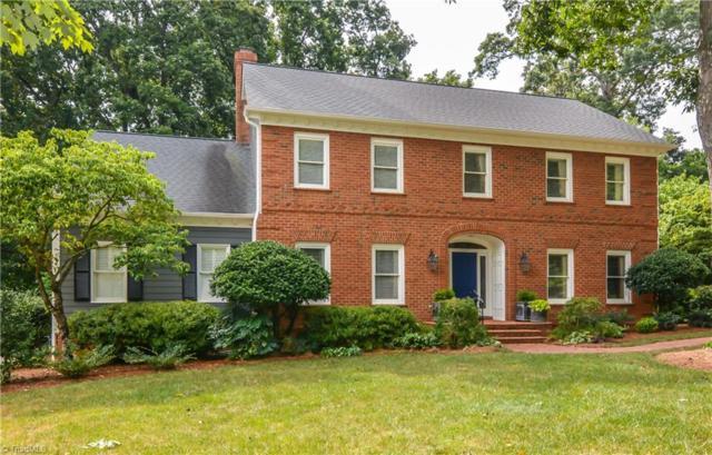 7 Wedgewood Court, Greensboro, NC 27403 (MLS #874456) :: Kristi Idol with RE/MAX Preferred Properties