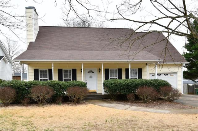 135 Spring Park Court, Clemmons, NC 27012 (MLS #875202) :: Kristi Idol with RE/MAX Preferred Properties