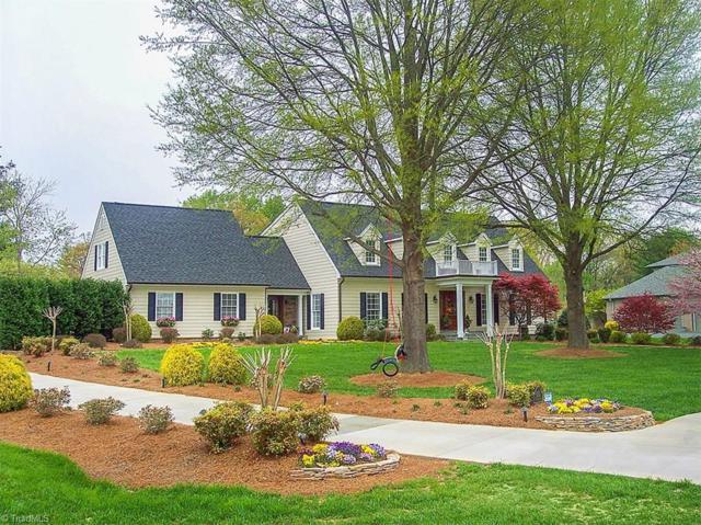 1053 Riverbend Drive, Bermuda Run, NC 27006 (MLS #877930) :: Banner Real Estate