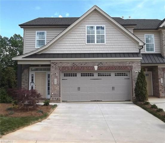 501 Fortress Court Lot 309, Winston Salem, NC 27127 (MLS #878725) :: Banner Real Estate