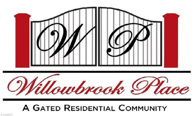670 Willowbrook Lane, Winston Salem, NC 27104 (MLS #879261) :: HergGroup Carolinas