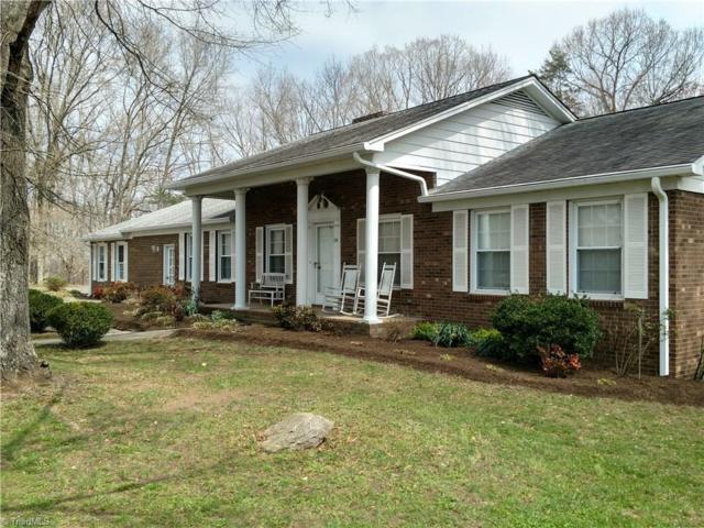 134 Skyline Circle, Eden, NC 27288 (MLS #879375) :: Banner Real Estate