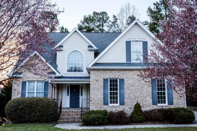 3117 Wynnfield Drive, High Point, NC 27265 (MLS #879693) :: Banner Real Estate
