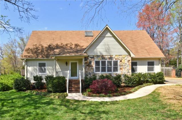3447 Scarsborough Drive, Winston Salem, NC 27104 (MLS #881200) :: Banner Real Estate